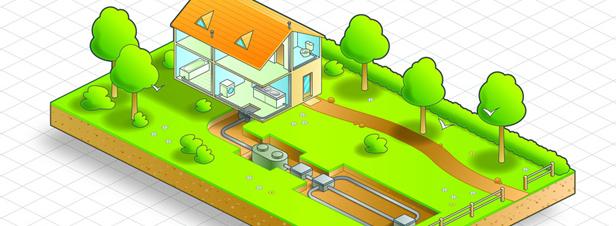 spanc et tude des sols pour assainissement individuel ma maison constructeur. Black Bedroom Furniture Sets. Home Design Ideas