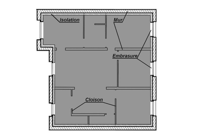 Conseil plan maison