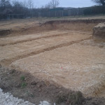<b>fondations creusées</b> <br />